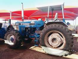 Ford 8010 Tractor