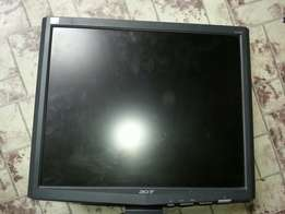 Acer pc flat screen for sale