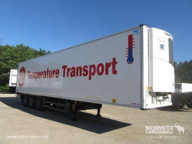 Schmitz Cargobull Tiefkühlkoffer Standard Doppelstock - 2015