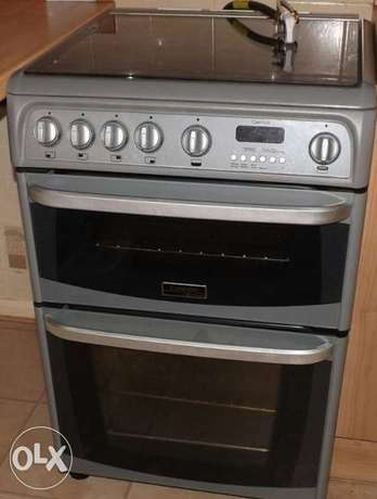 Hotpoint stainless gas cooker Surulere - image 4