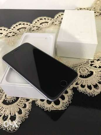 iPhone 6,16gib,Great condition comes with leather ferarri cover Glenashley - image 1