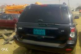 Grand Cherokee 6 months used.