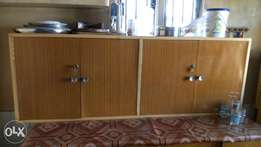 Two units Kitchen cabinet