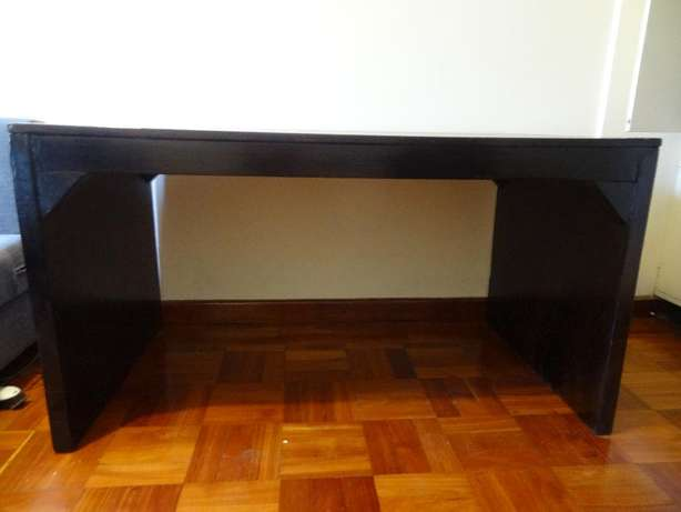 Strong Wooden Table / Desk Milimani Estate - image 2