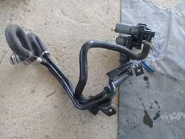 Bmw e46 n42 heatervalve and pipes for sale.