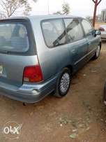 This is a good Honda ODESY for sale98