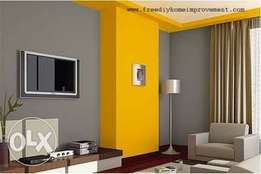 Dazzling painting services