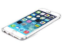 apple iphone 6 128gb silver&white Nairobi West - image 1