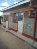 One bed room house to let at Maili nne estate in Eldoret.