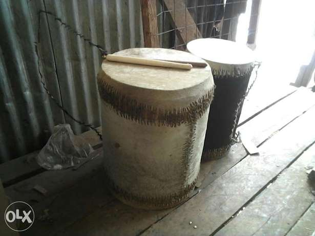 Cultural drums for festivals and church events Gikomba - image 1