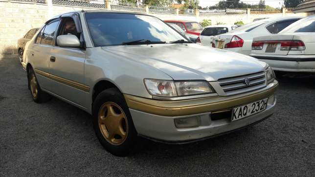 Premio kaq,manual,1800cc,7A engine,clean.trade in ok Woodly - image 1