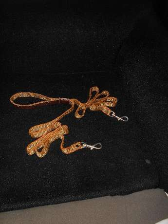 Double Sided Leash for walking 2 dogs -Pupps Donholm - image 1