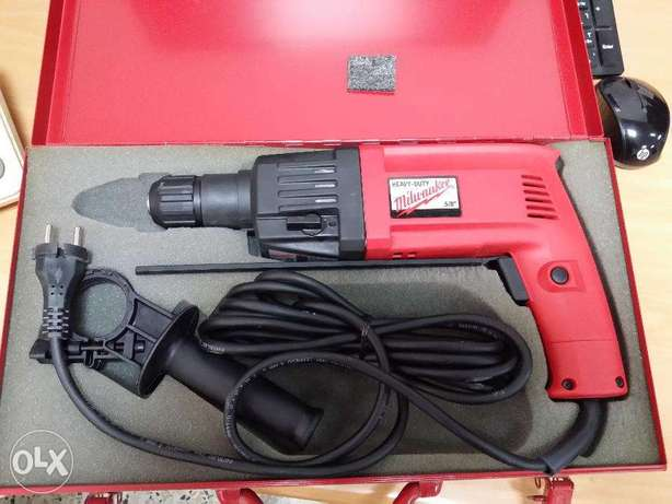 Hammer Drill 16mm, Milwaukee Germ Omr35