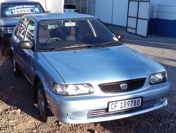 Toyota Tazz 1.3 - VERY low mileage Kuils River - image 3