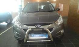 2013 hyundai ix35 elite automatic for sale