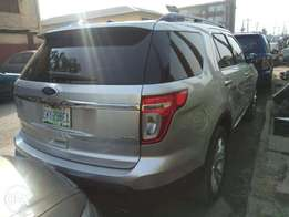 super clean ford explorer 2012 model full option