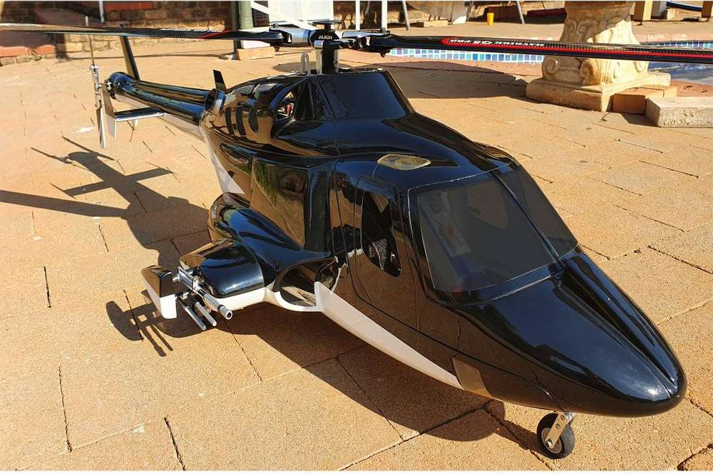 RC Airwolf electric helicopter for sale