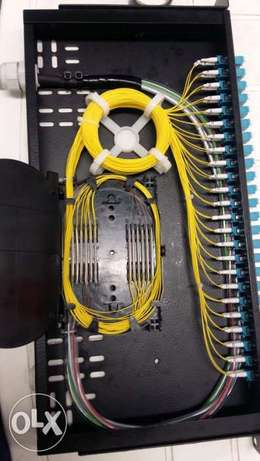 Compleet IT saloution fiber optic