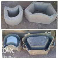 Any retaining blocks mould for sale