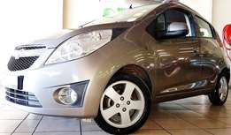 2013 Chevy Spark 1.2i LS 5dr