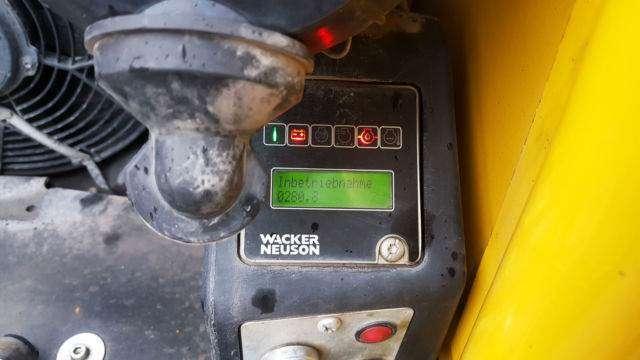 Wacker Dpu 110 830 Kg E Starter Verdichtungskontroll - 2016 - image 6