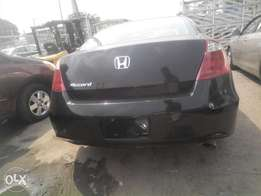 fresh toks 2008,honda accord,coupe,accident free,fabric interior