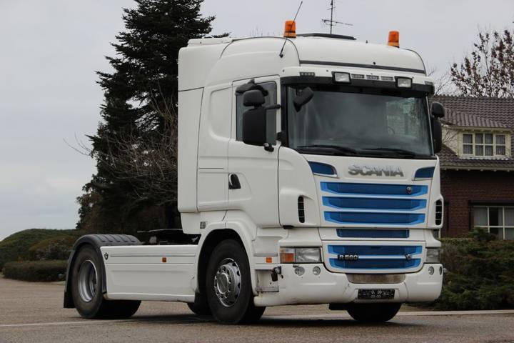Scania R560 V8 HIGHLINE! 533dkm!!MANUELL!! PTO/KIPPHYDRAULIK! - 2012