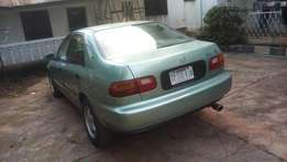 Extra clean Honda civic at affordable price