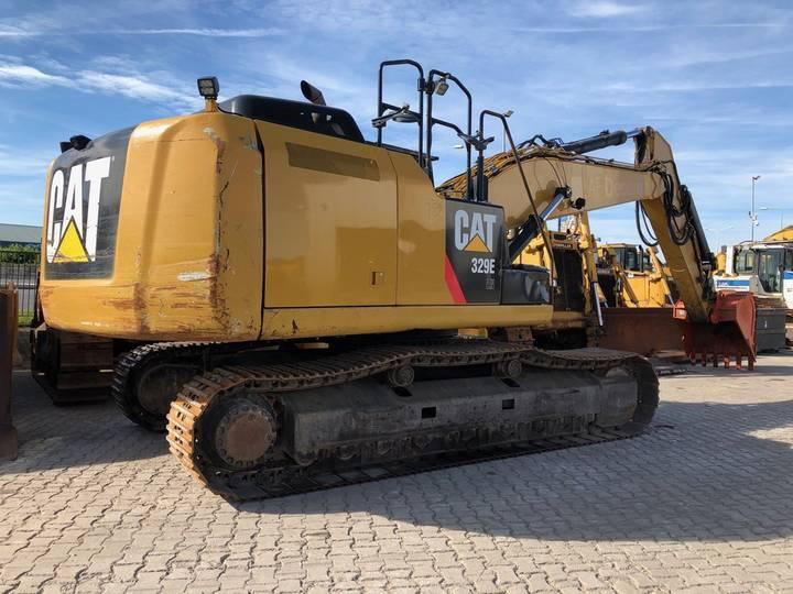 Caterpillar 329E LN - 2013
