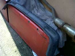 Vw golf 2 gti 16v front lip broad spoiler for sale