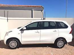 Toyota Avanza 1.5 SX for sale 45,000