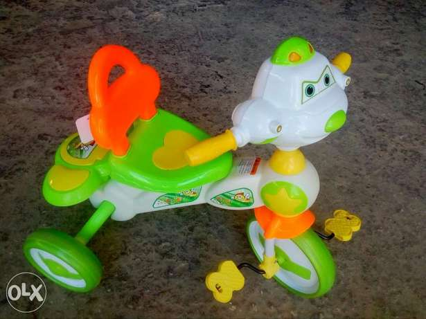 Tricycle 30q