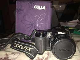 Nikon coolpix L110 as new