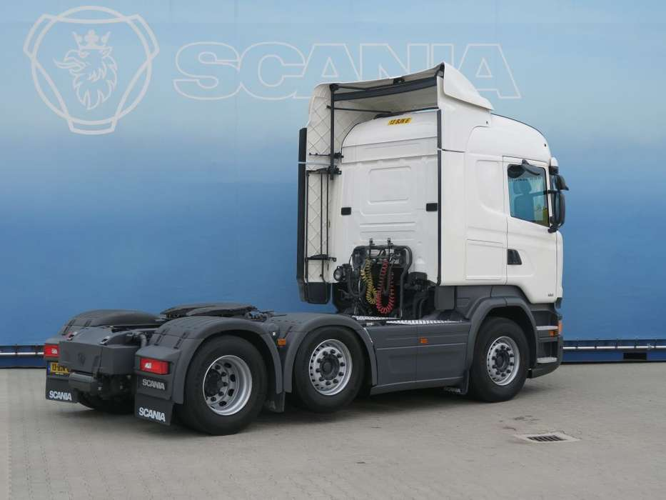Scania R450 LA6X2/4MNB   SCR-only   Full Air   PTO   Hydraulic  ... - 2017 - image 4