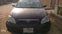 Sale offer for Toyota Corolla 06 hurry now!