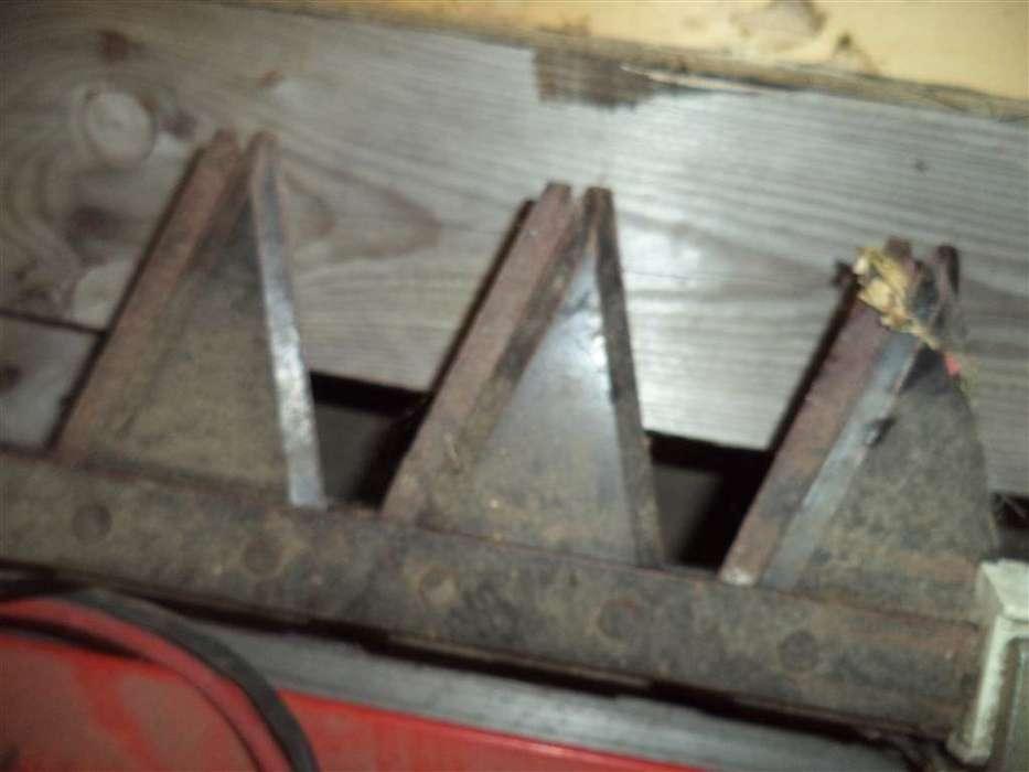 Ziegler El-sidekniv - Højre Beslag For Lexion - image 3