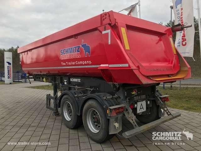 Schmitz Cargobull Kipper Stahlrundmulde 24m³ - 2016 - image 5