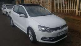 Vw Polo-7 1.2 Engine 2015 Model