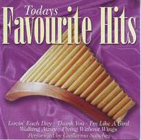 Perfect Panpipes - Today's Favourite Hits (CD)