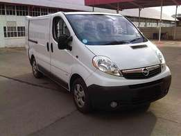 Used 2010 Opel Vivaro 2.0L for sale in Gauteng