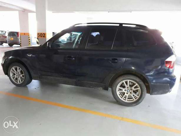 Bmw X3 Extremely clean well maintained unit Kbq auto diesel Nairobi West - image 3