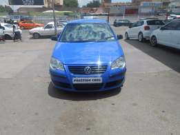 2005 VW Polo Classic Sedan 1,4 Blue