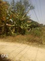 A prime plot size 50by80 for sell bombolulu mombasa at ksh 5.5m