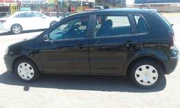 2007 Volkswagen Polo 1.4 Trendline,98000kilo For R68,000
