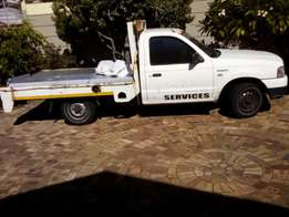 Ford ranger flatbed 2006