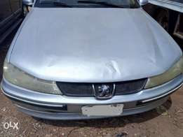 Neatly used peugeot 406