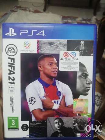 FIFA 21 Normal Edition for sale