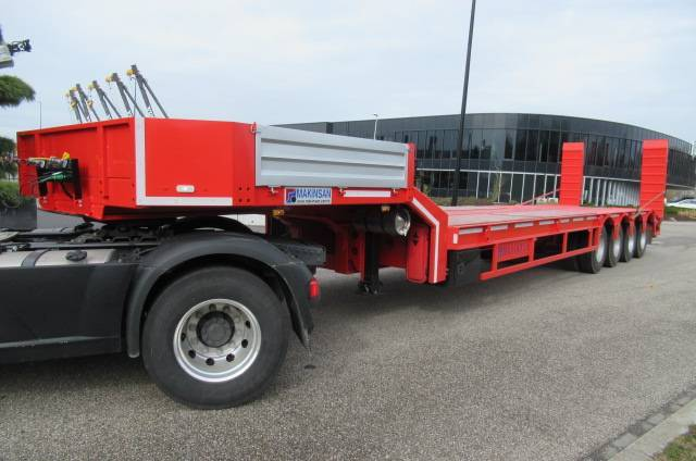 Makinsan Low Loader - 2019