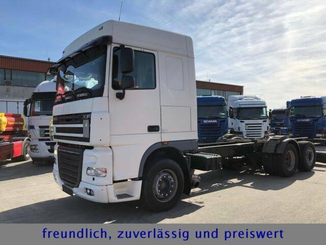 DAF *xf 105.460*space Cap*euro 5*retarder*lift Achse - 2009