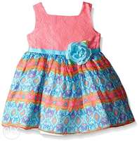 Girls' Special Occasion Dress - 4-6Yrs